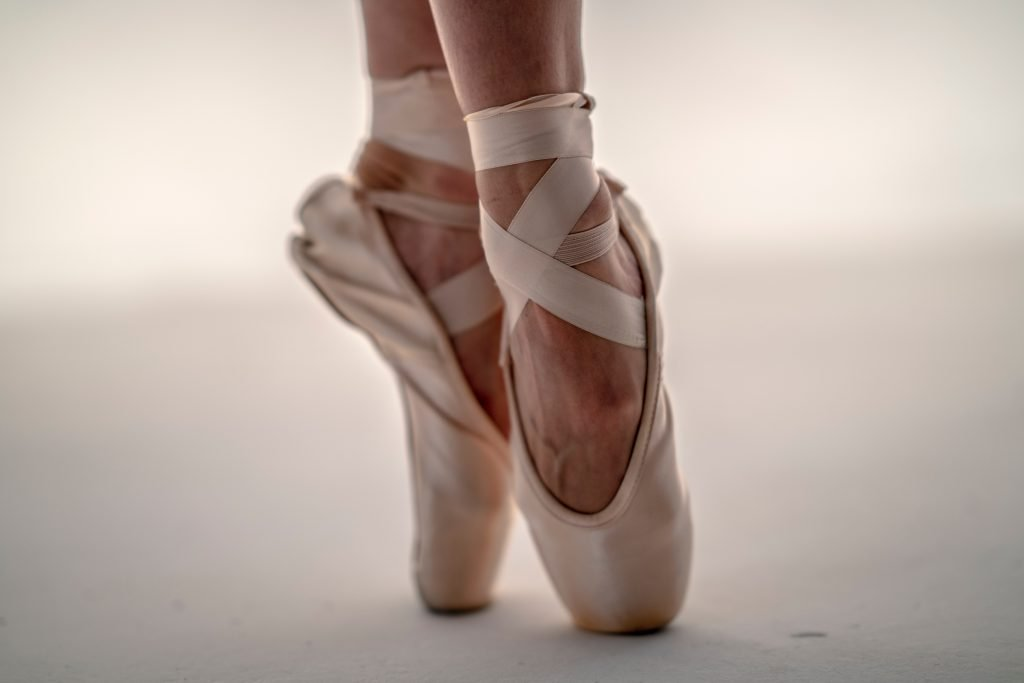 can pointe shoes be recycled